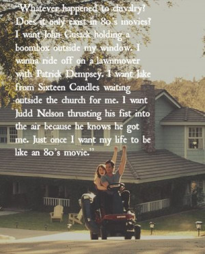 easy a 80's movie quote - Google Search