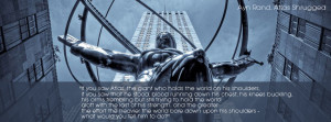 Atlas Shrugged Facebook Title Page Wallpaper by Neo23X0