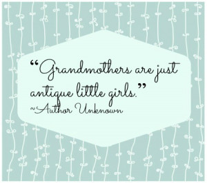 10 Quotes About Grandmothers