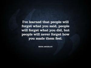 Maya Angelou motivational inspirational love life quotes sayings poems ...