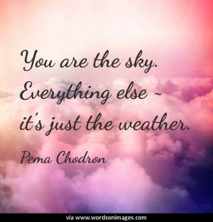 Quotes by pema chodron