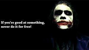 villains what are some famous quotes by a villain in a movie
