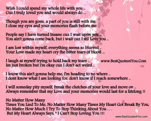 cute love quotes for your boyfriend for teenagers Teenage Love Poems ...