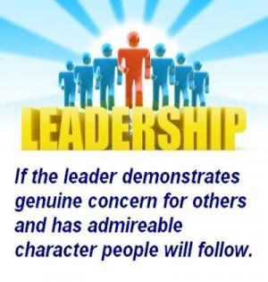 Leadership Quotes Pictures