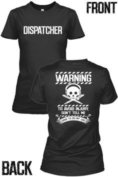 Dispatcher's Warning Limited Edition Dispatcher's Warning Limited ...