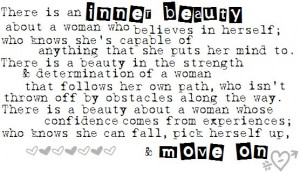 Inner Beauty Quote Pictures, Images and Photos
