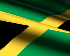 Animated Jamaican Flag