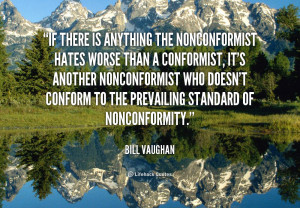 Nonconformity Quotes