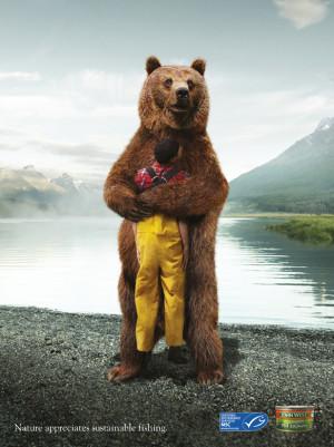 John West Bear Hug