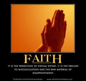 faith in a nutshell