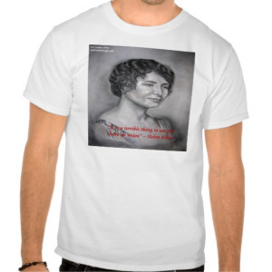 Helen Keller Having Vision Wisdom Quote T Shirt