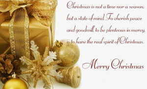 Best Christmas Quotes 2014