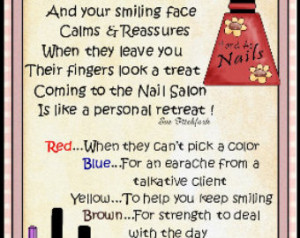 Nail Technician Quotes