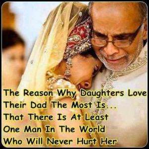 The reason why Daughters love their dad - heartt touching image