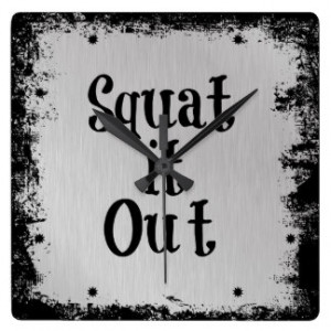 Squat Quotes Gifts