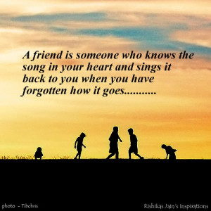Friendship Quotes Sayings