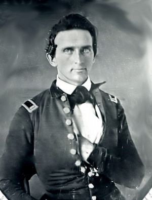 Stonewall Jackson as a Young Man (from VMI Military Institute)