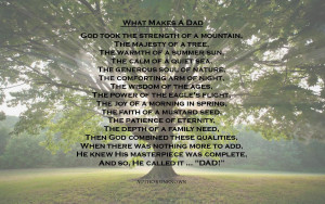 Back > Quotes For > Father Poems For A Funeral