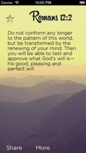 Daily Bible Verses 019-03