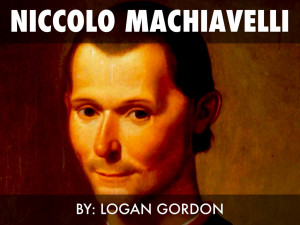 Niccolo Machiavelli Quotes On Power Niccolo machiavelli