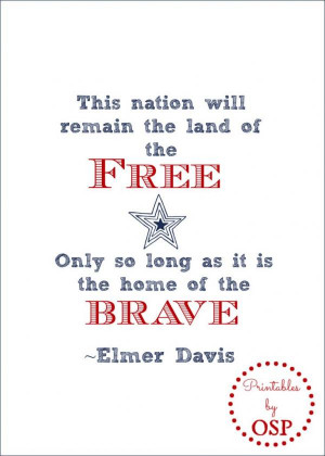 patriotic quotes best meaningful sayings free brave patriotic quotes ...