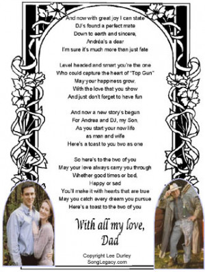 ... wedding ceremony. Wedding Quotes for Wedding Toasts and Wedding