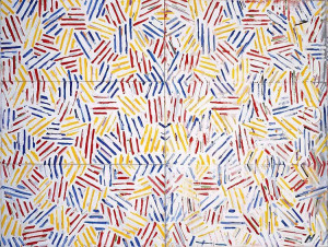 Corpse and Mirror II, 1974-75 by Jasper Johns