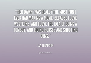 Lea Thompson