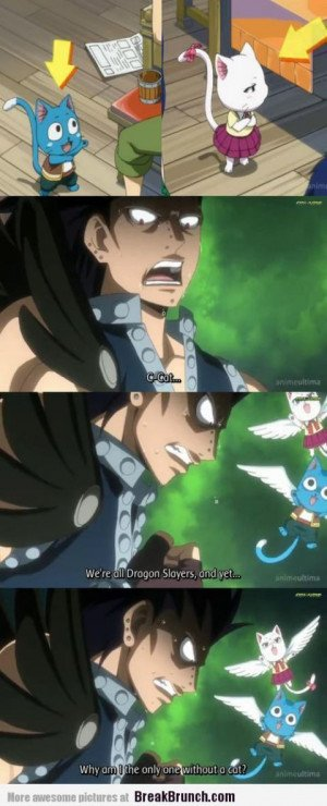 FAIRY TAIL Anime quotes Funny