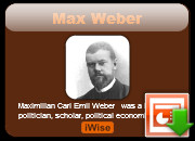 Believing With Max Weber...