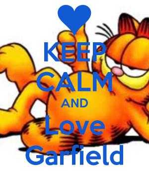 and love garfield garfield feature wallpaper garfield love garfield ...