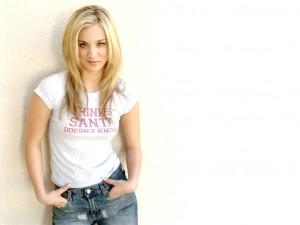 Kaley Cuoco Big Bang Theory Pics!