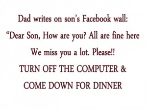 Funny Son Quotes and Sayings