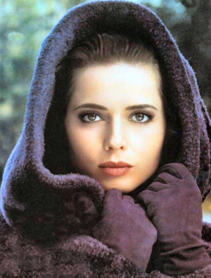 Isabella Rossellini Quotes and Sayings, Itralian actress Isabella ...