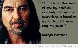 George Harrison Spiritual Quotes | ImgQuotes Inspiring Picture Quotes ...
