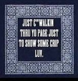Crip Love Graphics | Crip Love Pictures | Crip Love Photos