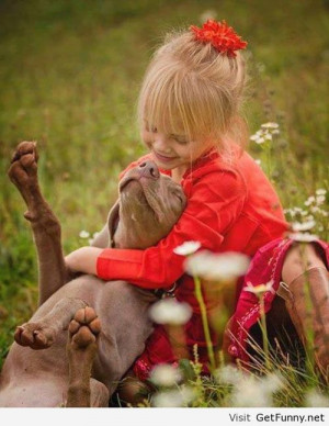 Kids best friend is a dog - Funny Pictures, Funny Quotes, Funny Memes ...