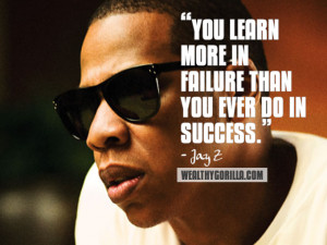 Jay-Z Inspirational Quote