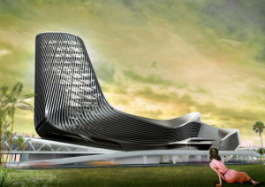 ARCHITECT Magazine has named 10 unbuilt projects that will be honored ...