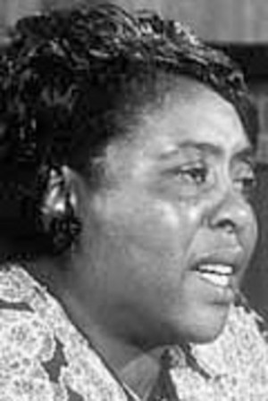 Classic Quotes by Fannie Lou Hamer (1917-1977) US activist