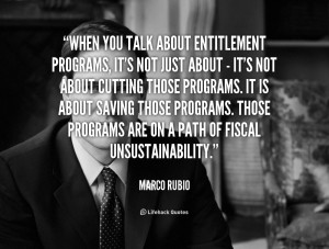 Quotes About Entitlement