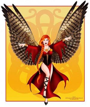 Freya Norse Goddess Love...