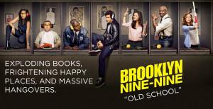 Brooklyn Nine-Nine - Episode 1.08 - Old School - Review