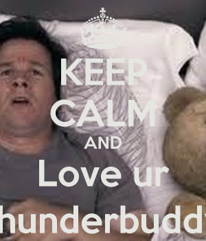 Keep Calm And Love Buddy