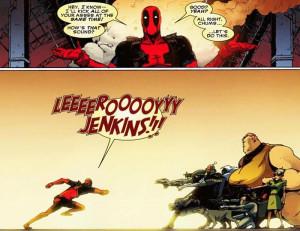 Deadpool Comics Quotes-7