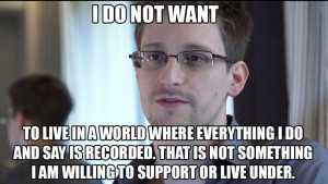 Letters to Edward Snowden from the American Public