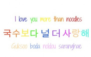 Basic Korean Translation Greetings