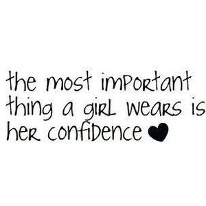 Inspiring self confidence quotes for women Self Confidence Quotes