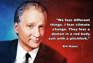 Bill Maher Quotes (Images)