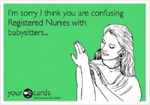 funny nursing quotations and sayings
